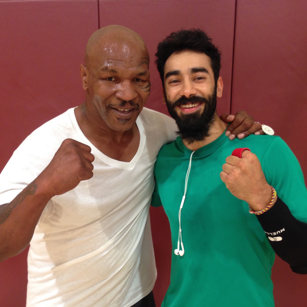 Me and Mike Tyson copy