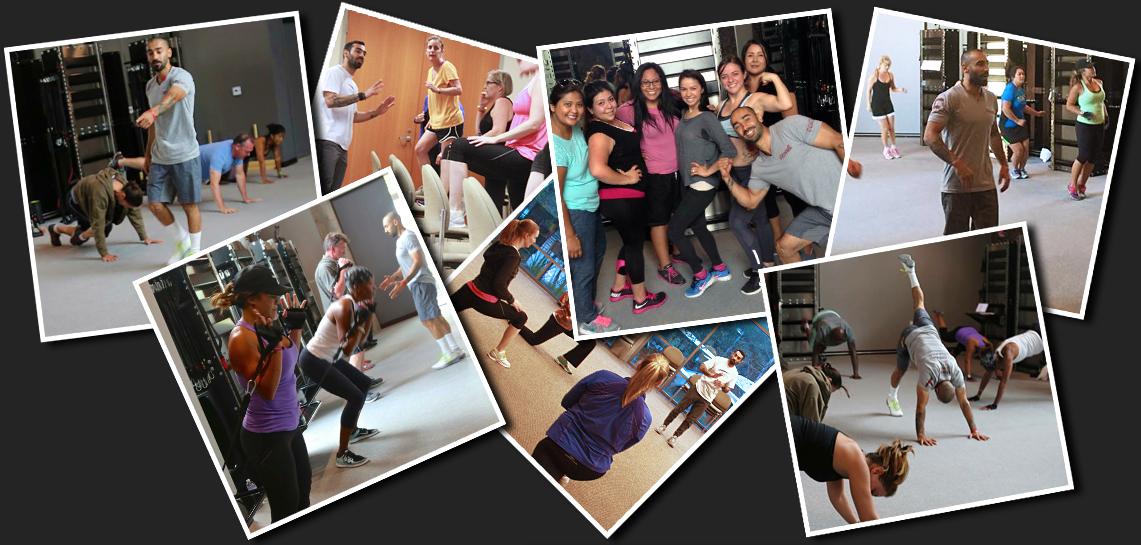 group training image